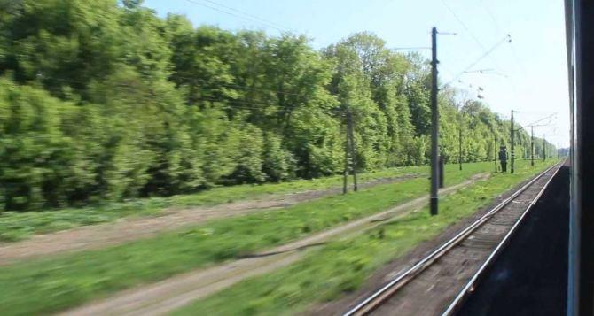 Из-за взрывов в Калиновке маршрут изменили 47 пассажирских поездов. Полный список