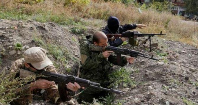ВСУ три раза засутки обстреляли территорию ЛНР— Донбасс