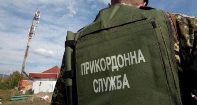 В Луганской области подорвались два пограничника