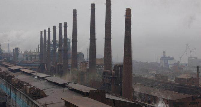 Из-за простоя меткомбината и коксохима в Алчевске сложилась критическая ситуация