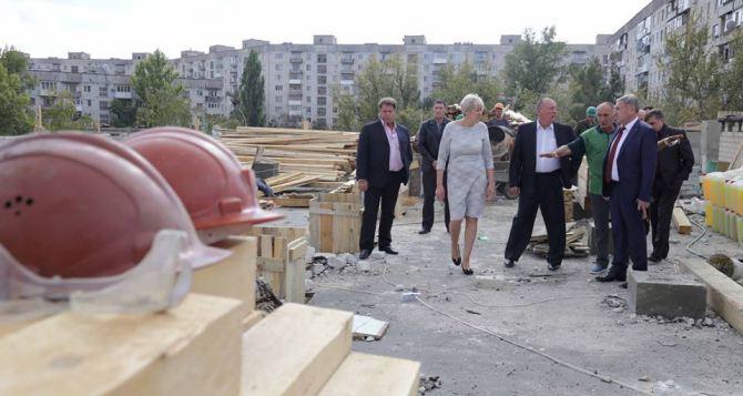 В Луганской области хотят построить Университет будущего