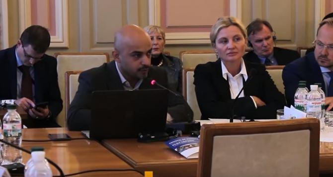 Найем выступил за ограничение прав переселенцев на выборах (видео)