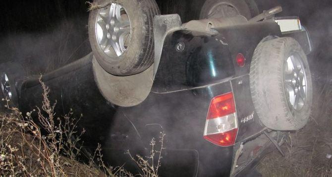 Возле Сватово произошла смертельная авария (фото)