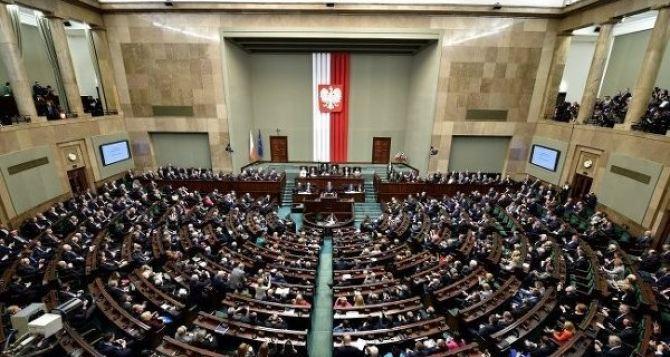 Польские депутаты предложили установить День памяти жертв от рук ОУН-УПА