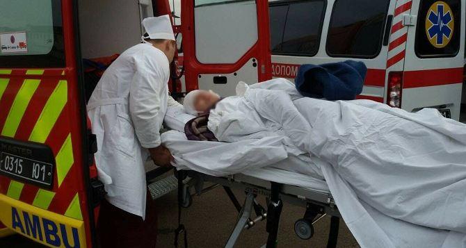 В ДТП на Луганщине пострадали пятеро украинских пограничников