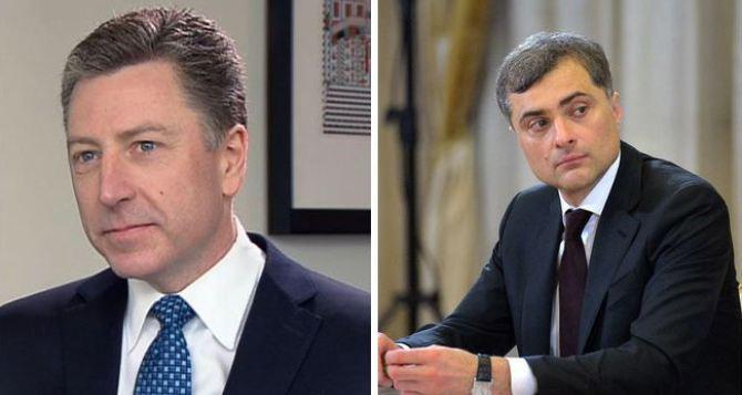 Волкер рассказал, о чем будет говорить с Сурковым в Сербии