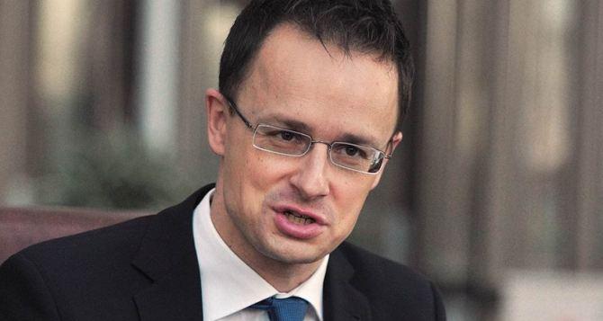 Глава МИД Венгрии предлагает пересмотреть Соглашения об ассоциации Украины сЕС