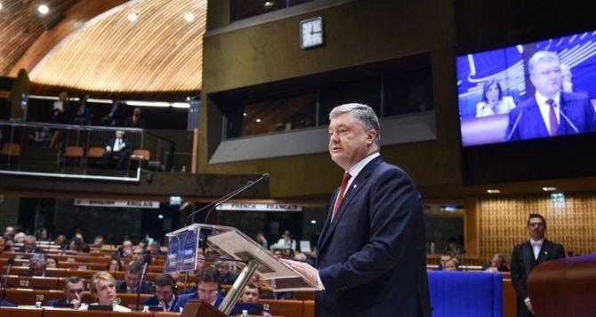 Порошенко считает, что Украина на 95% выполнила политическую часть Минских соглашений