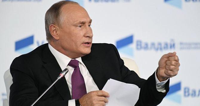 Закрытие границы между Россией и Донбассом приведет к трагедии— Путин