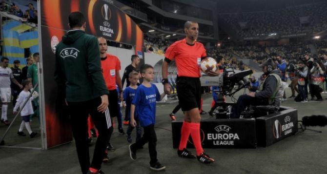 «Заря» добыла еще одну победу в Лиге Европы (фото, видео)
