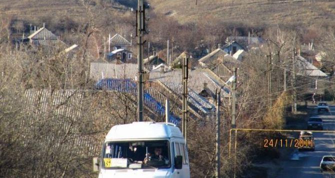 В Луганске увеличили количество маршруток в Большую Вергунку