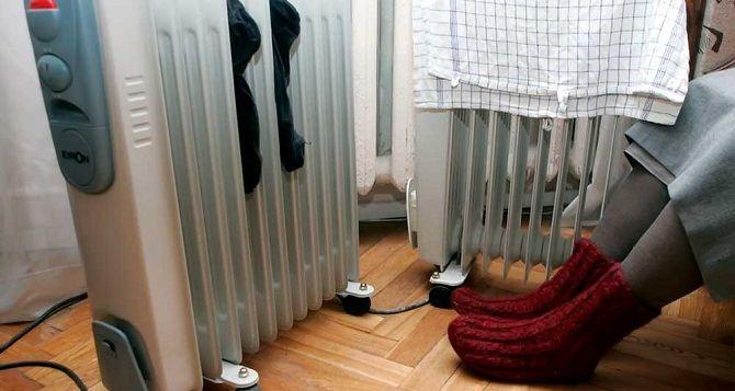 Лисичанск до сих пор без отопления