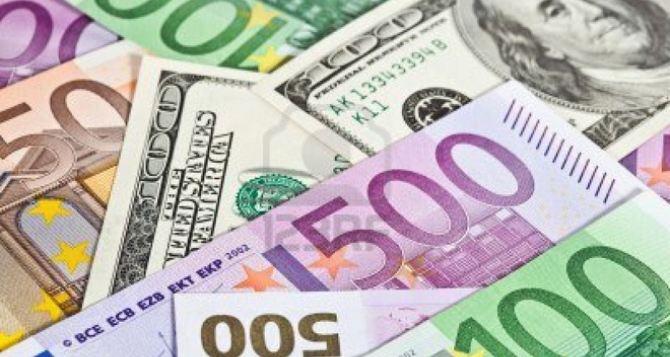 Курс валют в самопровозглашенной ЛНР на 27октября