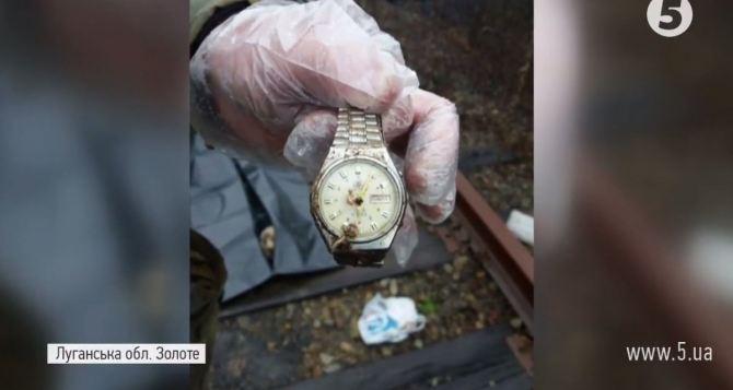 В Луганской области нашли останки пропавшего без вести год назад пенсионера (видео)