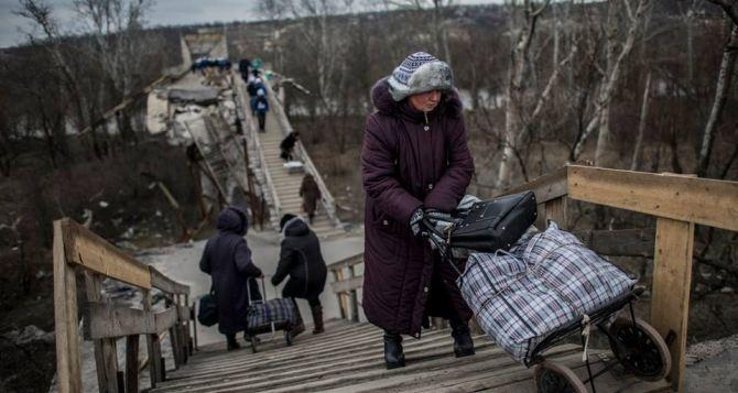 Украинская сторона отказывается восстанавливать мост у Станицы Луганской— Дейнего