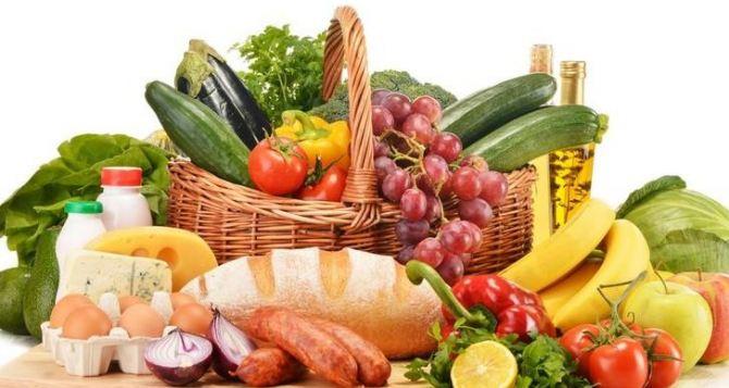 Мониторинг цен на продукты в Луганске