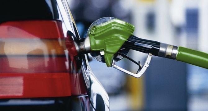 Сколько стоит бензин в Луганске
