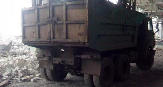 Завод «Пролетарий» в Лисичанске режут на металл