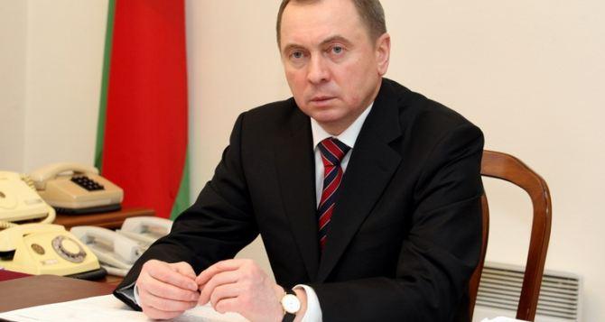 В Беларуси заявили о готовности отправить своих миротворцев на Донбасс