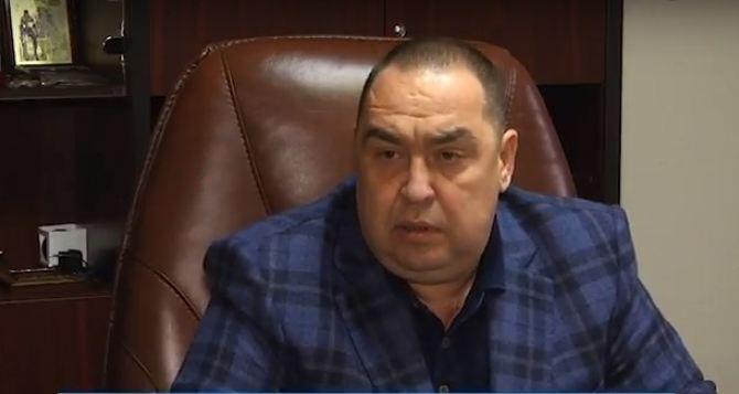 Плотницкий поручил составить списки военнопленных и проверить условия их содержания (видео)