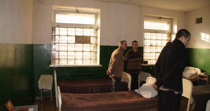 В самопровозглашенной ЛНР показали, в каких условиях содержат военнопленных (фото)