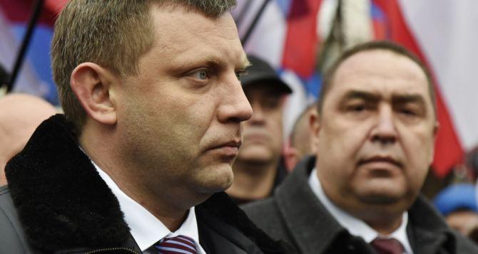 В Кремле прокомментировали возможность объединения ЛНР и ДНР