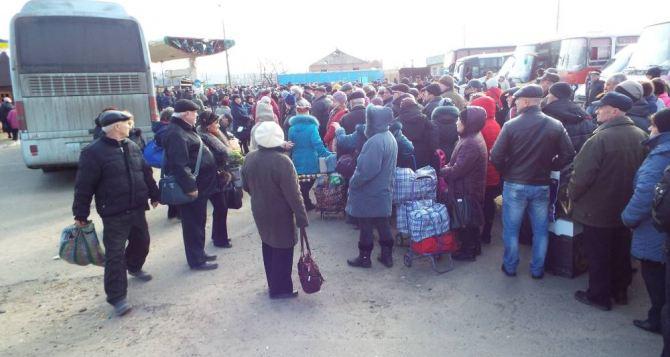 В СЦКК заявляют о возможном ухудшении гуманитарной ситуации в регионе