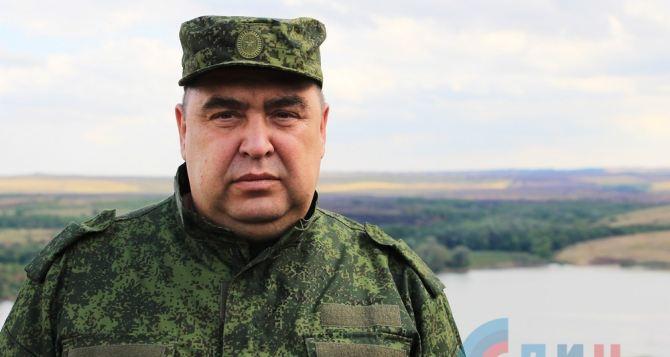 Плотницкий покинул территорию ЛНР. —Источник