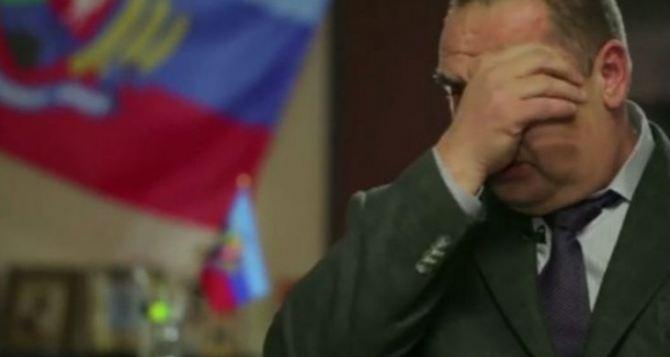 Появилось видео прибытия Плотницкого в Москву
