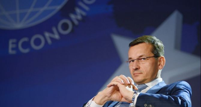 Европейская Комиссия будто не замечает, что на Востоке Украины война,— премьер министр Польши
