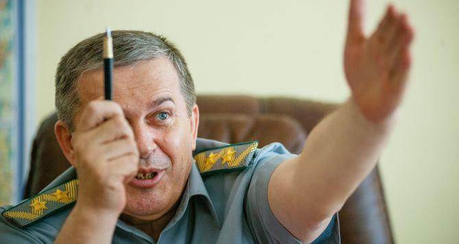 В Лисичанске появится пограничный отряд
