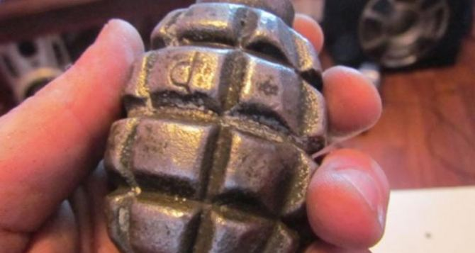 ВЛуганске вквартире взорвалась граната. Пострадал один мужчина