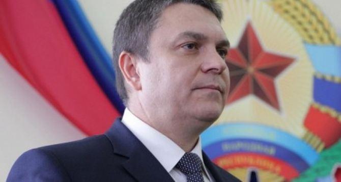 И.о. руководителя ЛНР: Мыпроведем системную реформу силовых структур