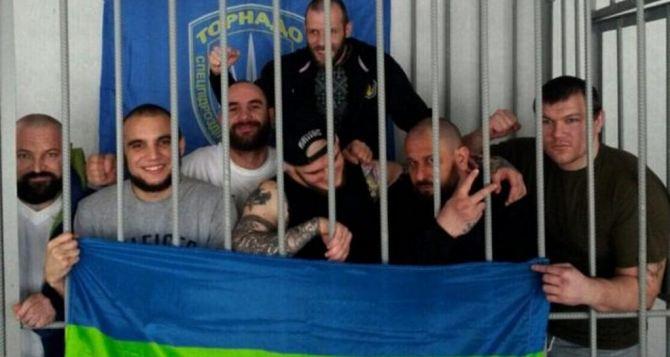 Около 600 участников АТО в Донбассе совершивших уголовные преступления попали под амнистию
