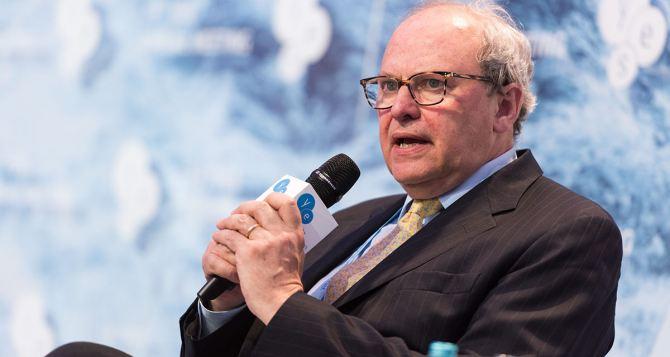 Усугубили экономические проблемы Украины в 2017 году торговая блокада и неудачная судебная реформа- эксперт Atlantic Council