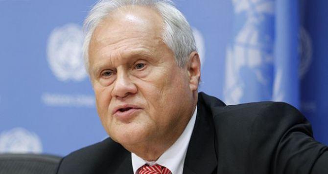 Спецпредставитель ОБСЕ призвал стороны конфликта в Украине работать вместе над укреплением взаимного доверия