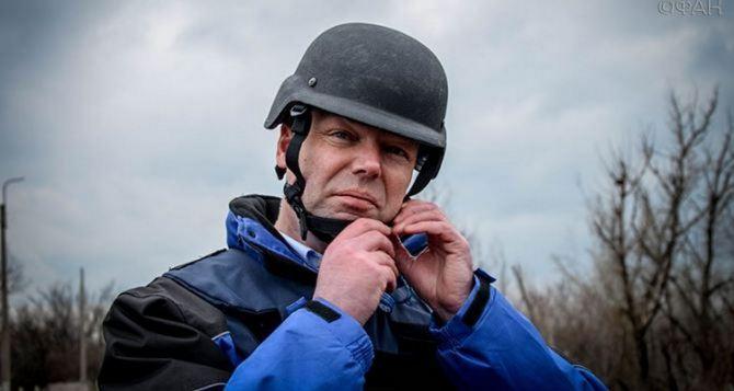 Срок работы спец миссии ОБСЕ в Украине завершается в марте 2018 года