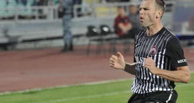 Воспитанник луганской «Зари» станет тренером «Днепра»