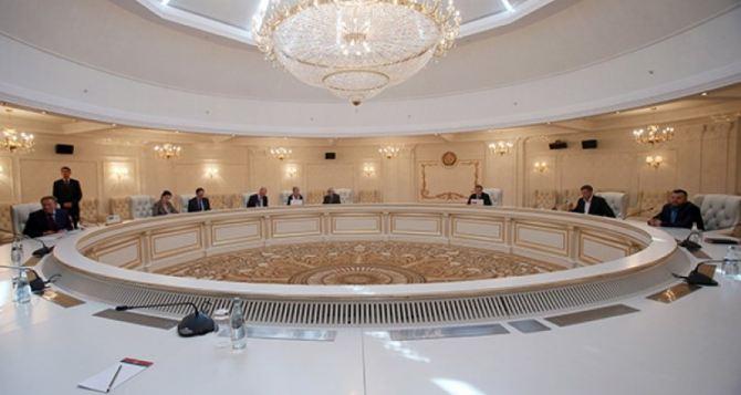 Киев в Минске пытался доказать, что закон о реинтеграции не противоречит «Минску-2»