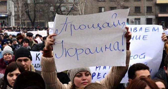 Жители неподконтрольного Донбасса все больше отдаляются от Украины,— Тука