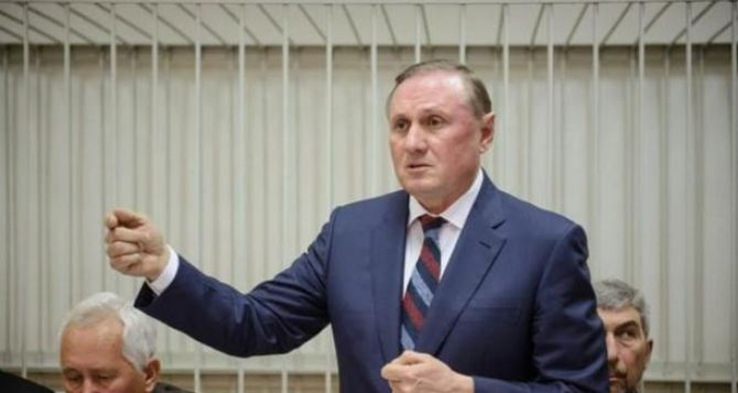 По делу Ефремова допросили экс-губернатора Луганской области