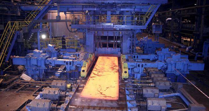 Алчевский меткомбинат возобновил плавку металла