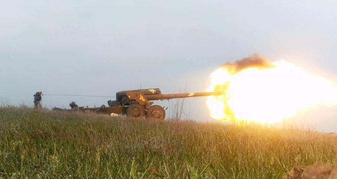 ВМС Украины провели учения возле Крыма
