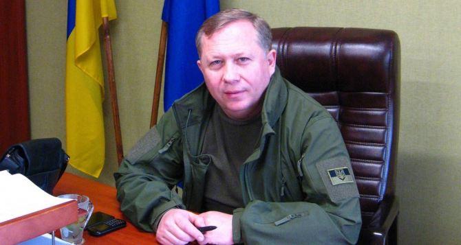 Порошенко уволил руководителя СБУ в Луганской области