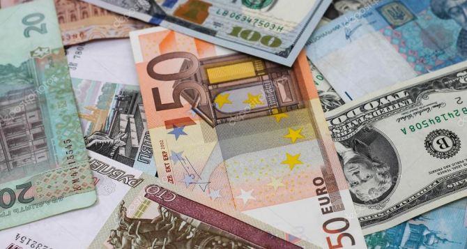 Курс валют в самопровозглашенной ЛНР на 25апреля 2018 года