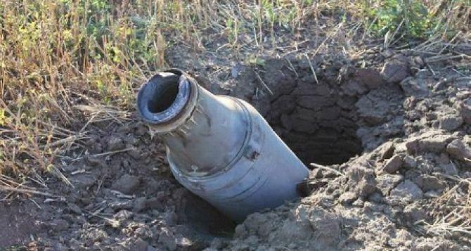 В ЛНР нашли боевую часть «Смерча» и схрон боеприпасов