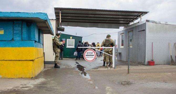 Пункт пропуска в Станице Луганской за сутки пересекли 10705 человек