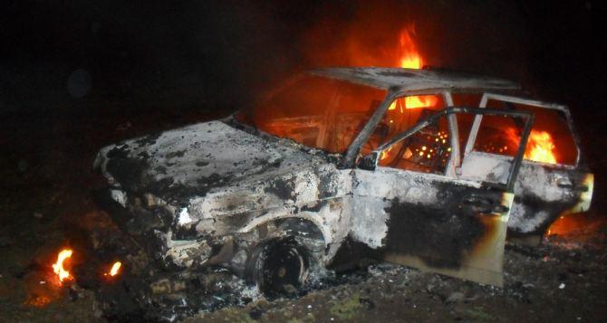 """Результат пошуку зображень за запитом """"в луганске сгорел автомобиль"""""""
