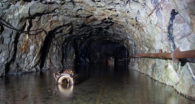 Прорыв шахтных вод вЛуганской области: существует явная угроза затопления шахты «Золотое»