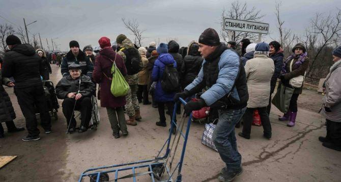 Переселенцев из Донбасса в Украине стало больше